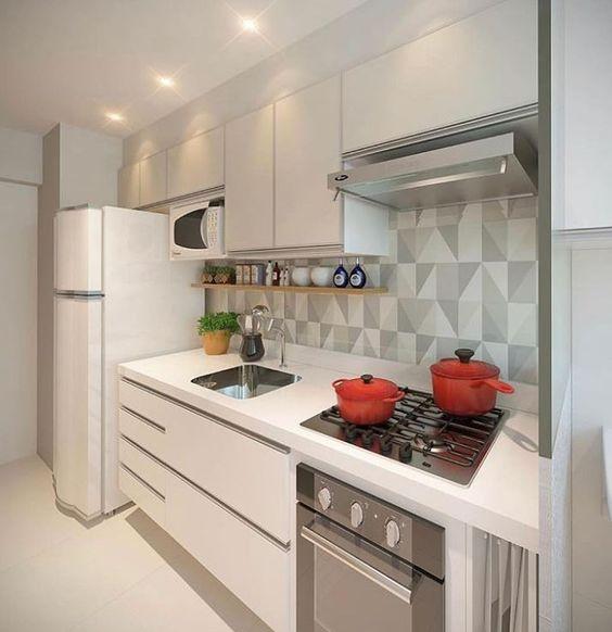 cozinha planejada pequena 1