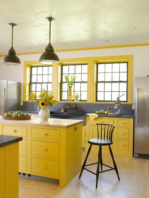 cozinha.amarela pequena