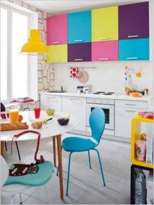 cozinhas coloridas 4