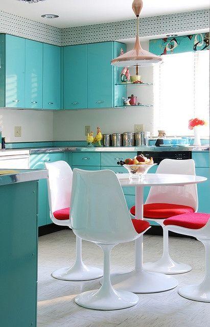 cozinhas coloridas 6