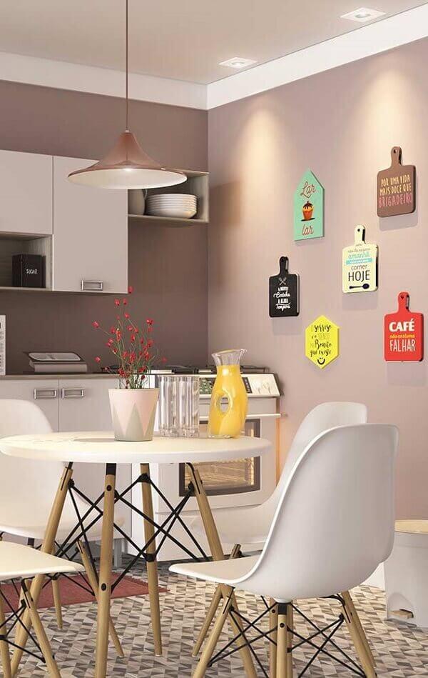cozinhas decoradas quadros 3