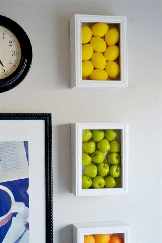 cozinhas decoradas quadros 7