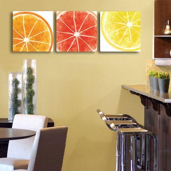 cozinhas decoradas quadros 8