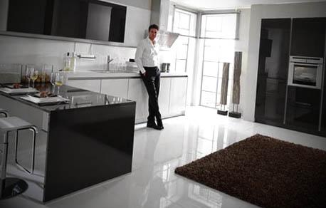 cozinhas modernas em apartamento