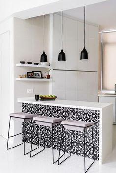 cozinhas modernas pequenas 1 1