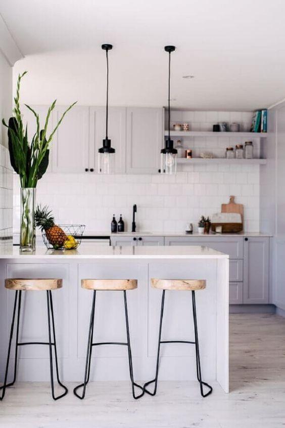 cozinhas modernas pequenas 2