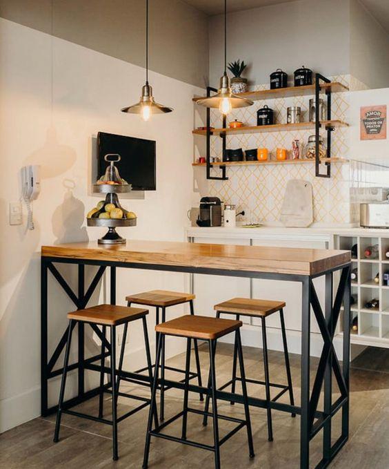 cozinhas modernas pequenas 3