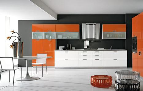 Cozinhas modernas pequenas for Armarios para cocinas pequenas