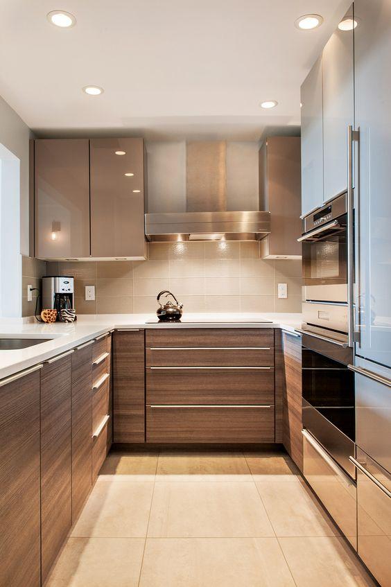 cozinhas planejadas pequenas 6