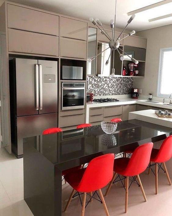 cozinhas planejadas pequenas 7
