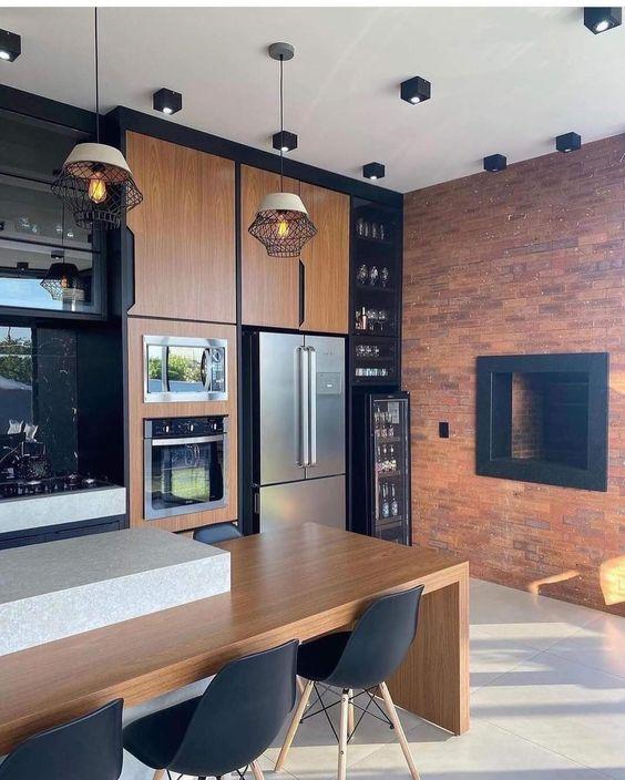 cozinhas rusticas modernas 10