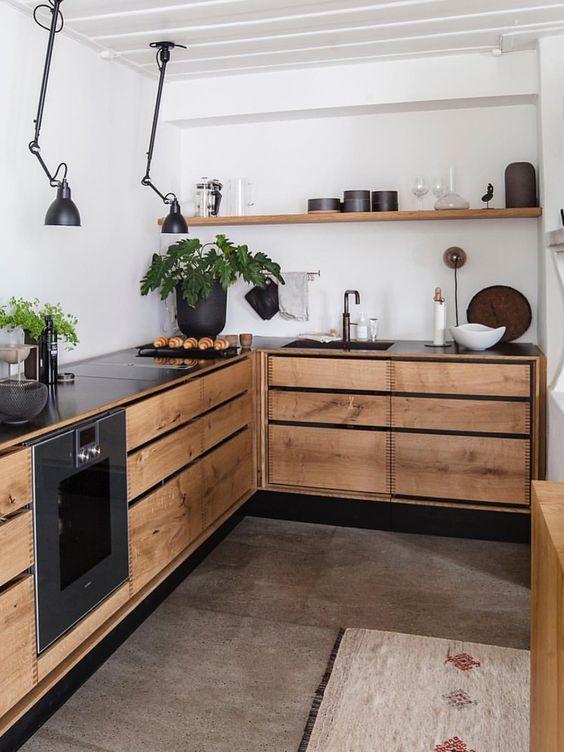 cozinhas rusticas modernas 2