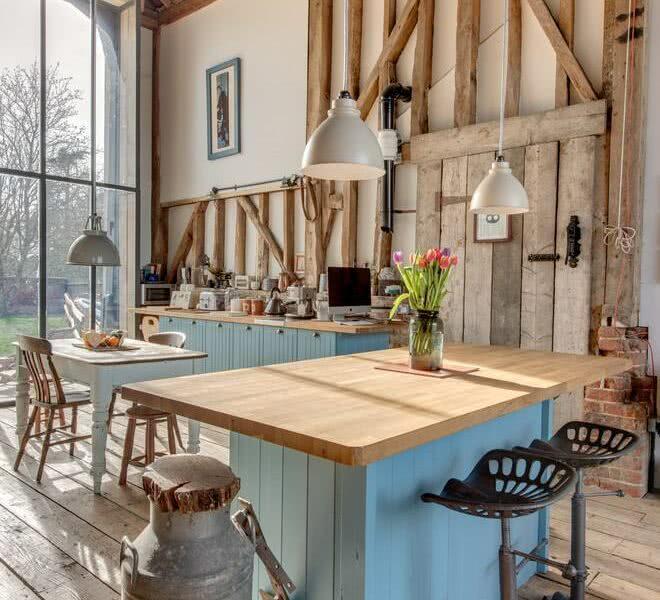 cozinhas rusticas modernas 8