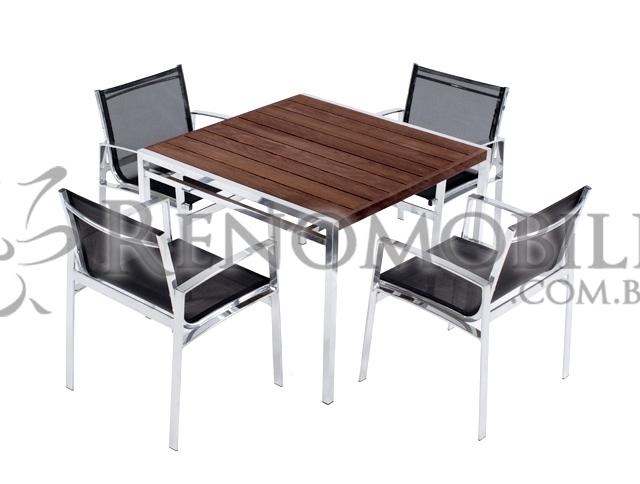 deck mesas cadeiras