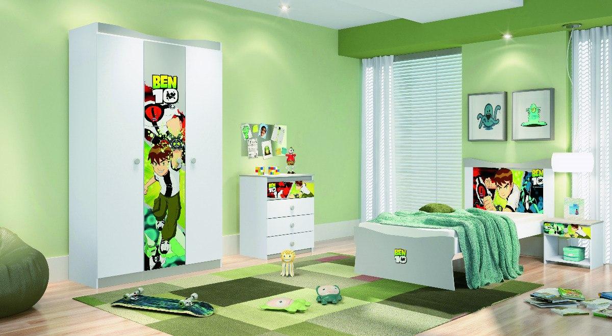 decoração de quarto infantil masculino