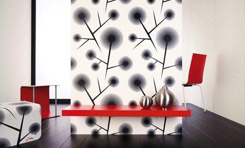 decoração ideias papel parede