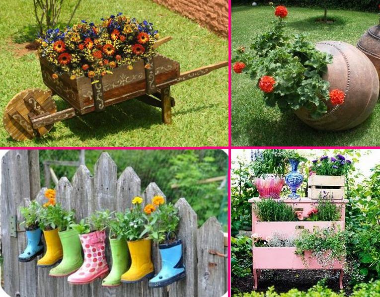 decoração-jardim