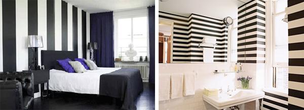 decoração-preto-e-branco-banheiro-quarto
