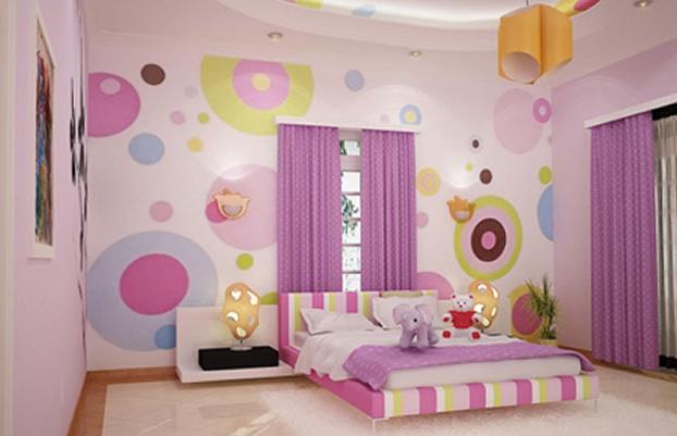 decoraçao de quartos para crianças
