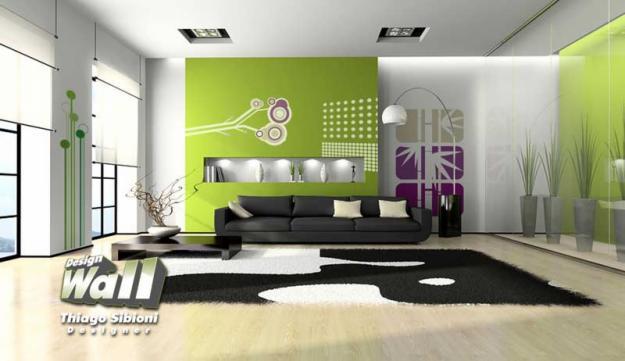 decoracao ambientes adesivo