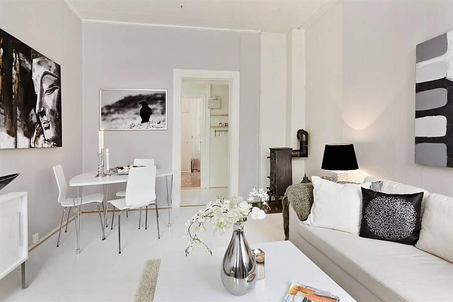 decoracao apartamento branco 1