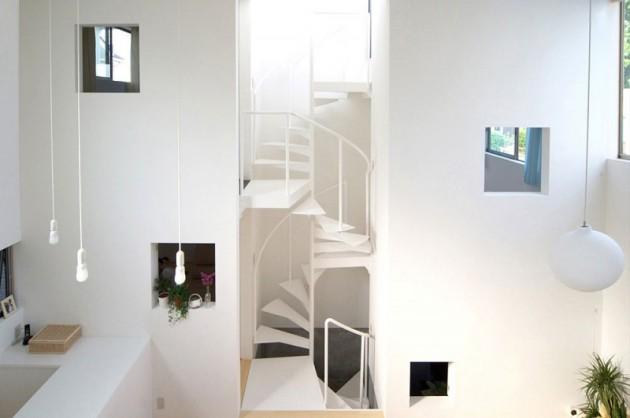 decoracao apartamento branco