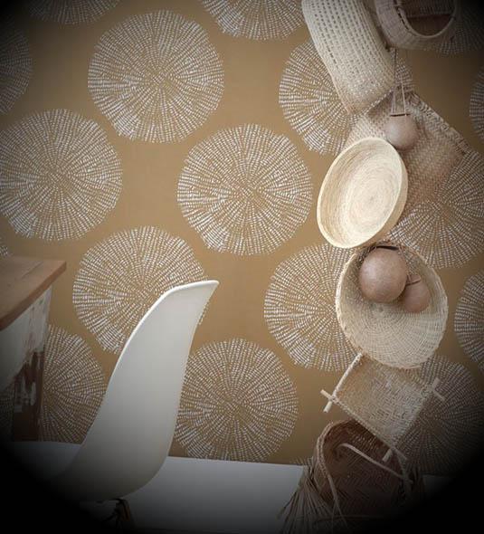 decoracao artesanal cesto