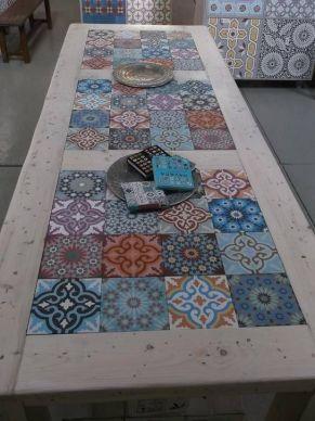 decoracao azulejos moveis
