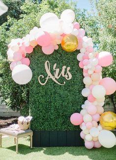 decoracao baloes aniversario