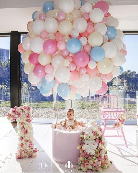 decoracao baloes balao