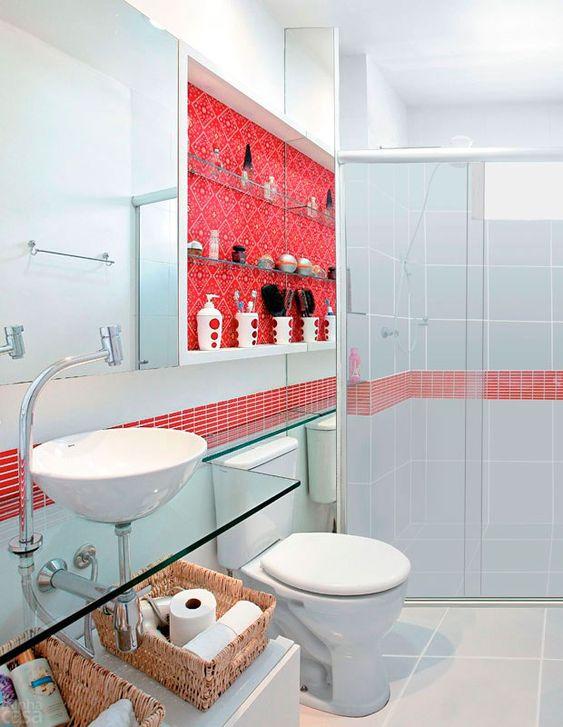 decoracao banheiro criativo