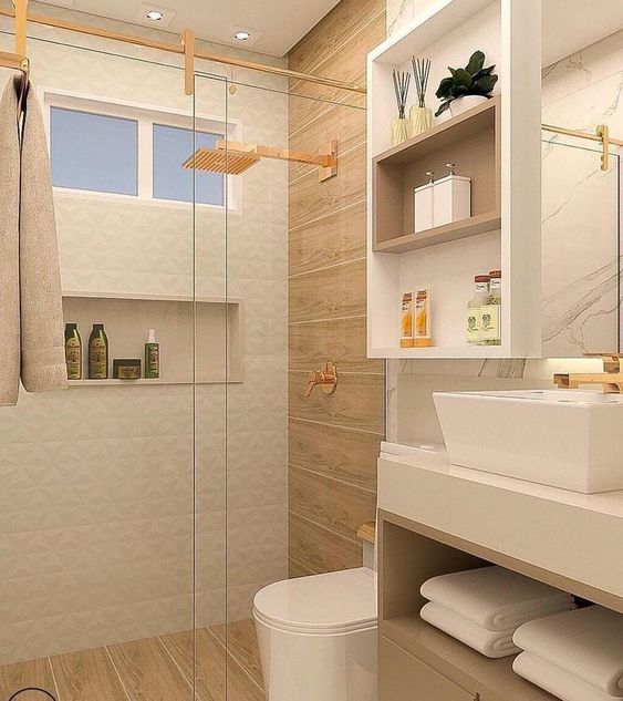 decoracao banheiro pequeno 1