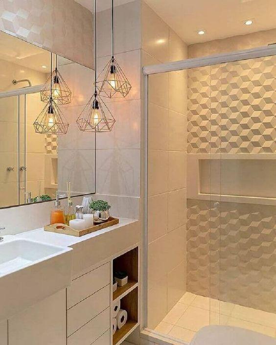 decoracao banheiro pequeno 9