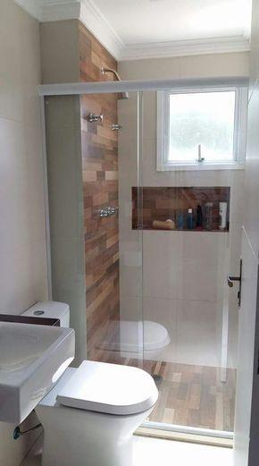 decoracao banheiro rustico simples