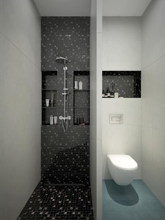 decoracao banheiro simples luxo