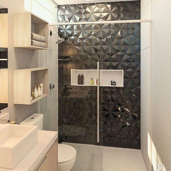 decoracao banheiro simples moderno