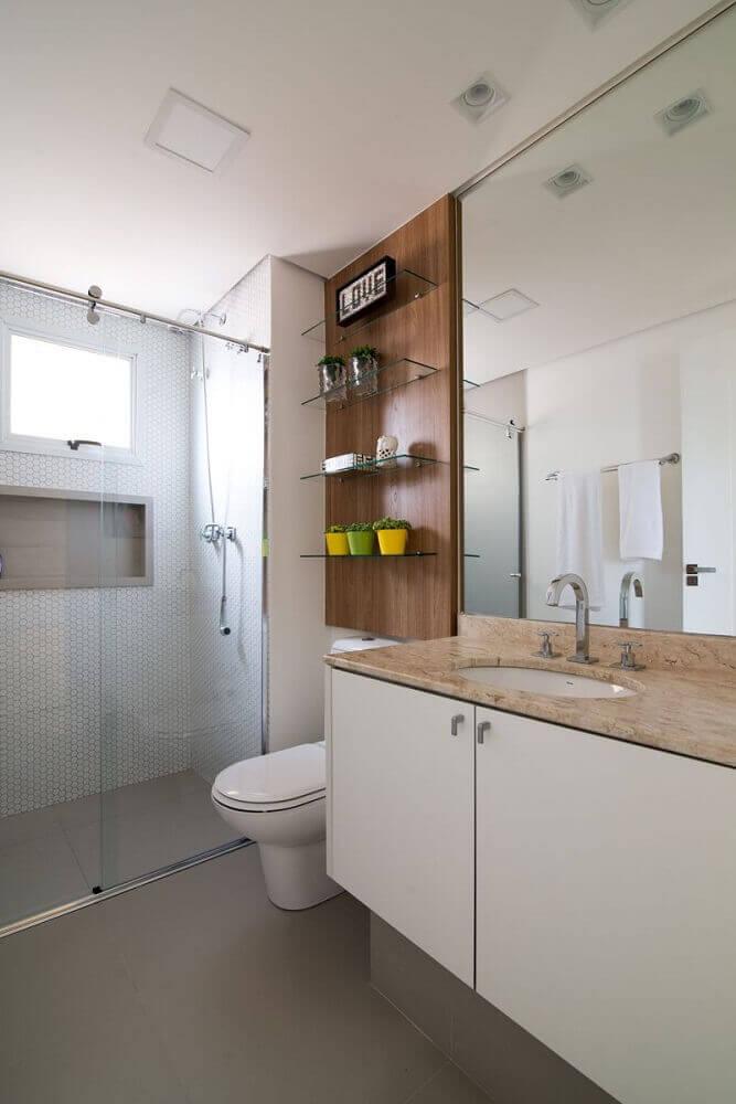 decoracao banheiros pequenos 1