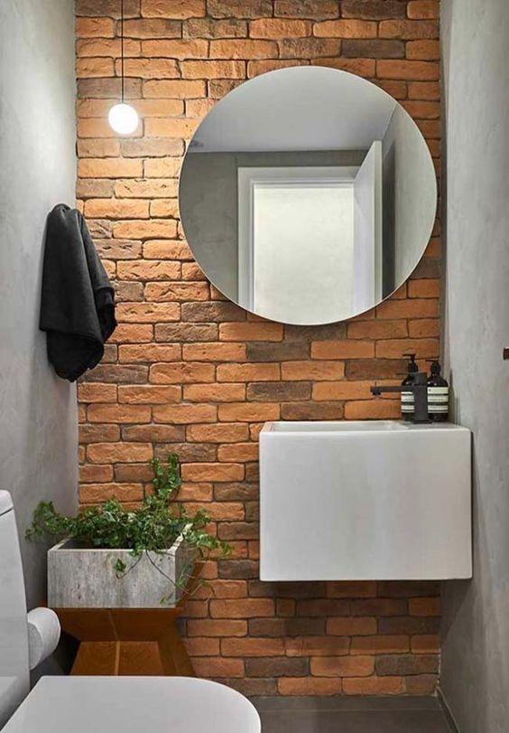 decoracao banheiros pequenos criativo