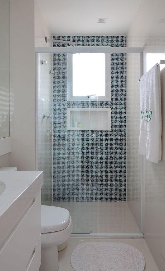 decoracao banheiros simples