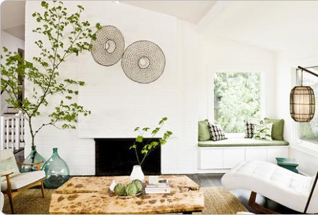 decoracao casa ecologica