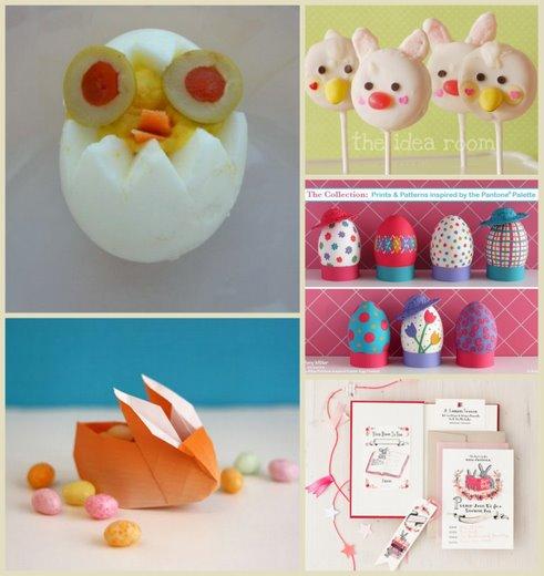 decoracao casa pascoa ovo