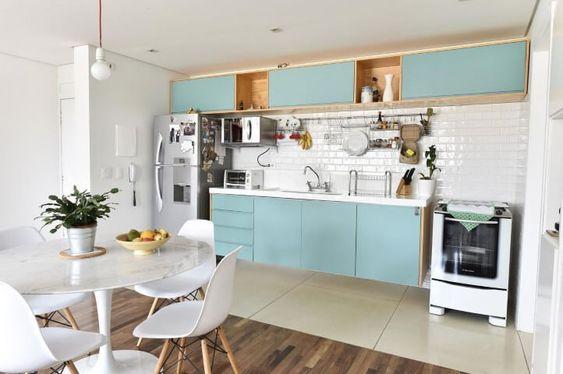 decoracao casa simples cozinha