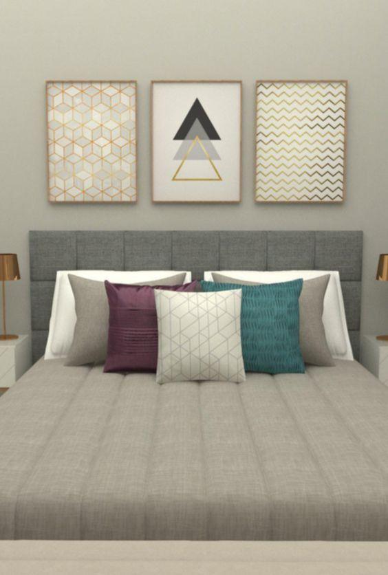 decoracao casa simples quarto 1