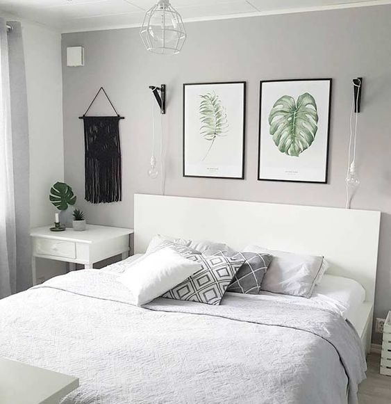 decoracao casa simples quarto