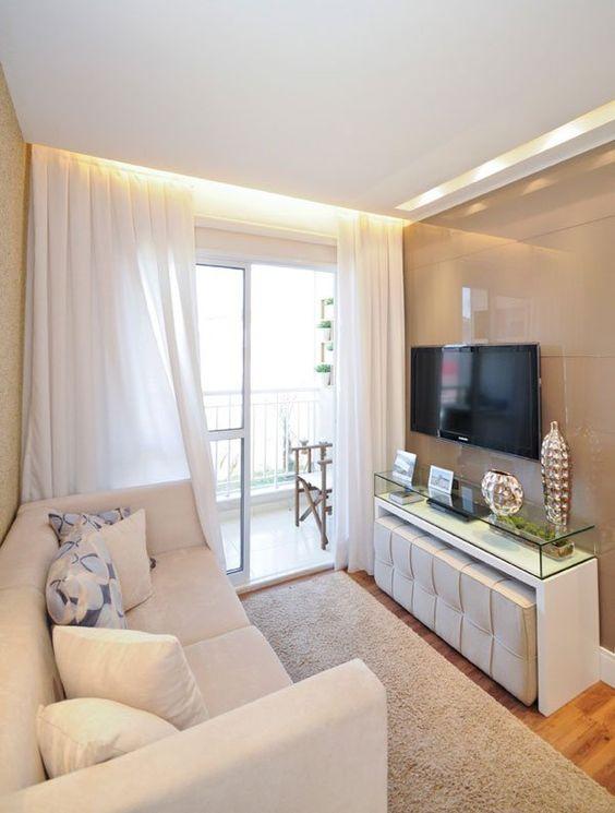 decoracao casa simples sala