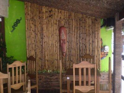 decoracao com bambu1