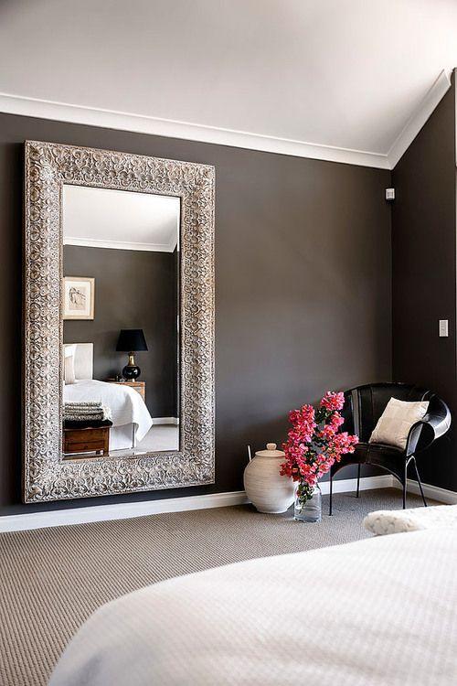 Best 25+ Bedroom mirrors ideas on Pinterest | Room goals, White ...