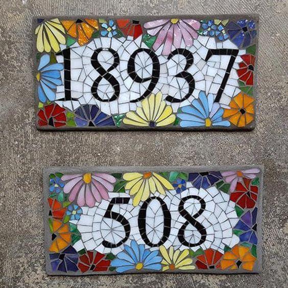 decoracao com mosaicos 1
