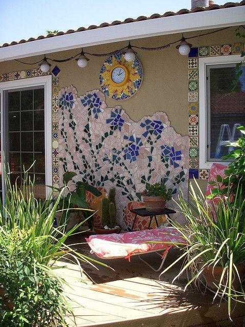 decoracao com mosaicos 10