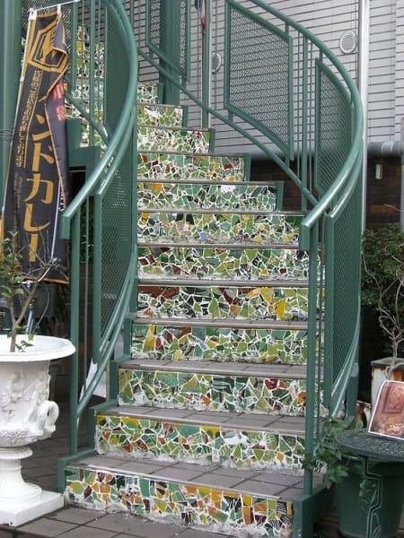 decoracao com mosaicos 2